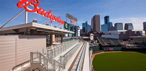 target field events budweiser roof deck minnesota