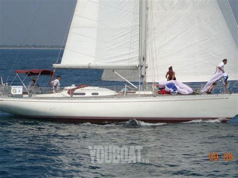 Tyler Boats by Tyler Boats Bowman 44 In France Sailboats Used 57545