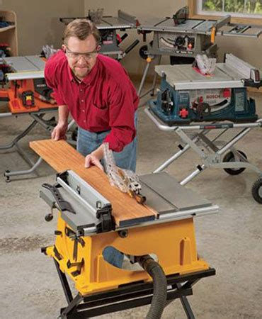 Table Saw Vs Miter Saw  Which One To Choose For Your Next