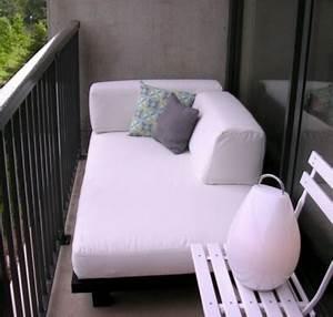 Balkon Liege Für Zwei : balkon relax liege ideen behagliche erholungsecke gestalten ~ Markanthonyermac.com Haus und Dekorationen