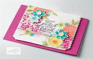 Beautiful Bouquet Bundle by Stampin' Up! | Stamping With Tracy