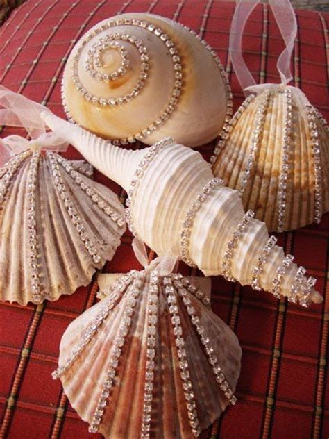 Seashell Christmas Tree Pinterest by Christmas Trees Sea Shells And Cottage Christmas On Pinterest