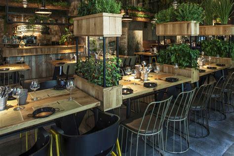 Garden Restaurant Design Ideas segev 187 retail design