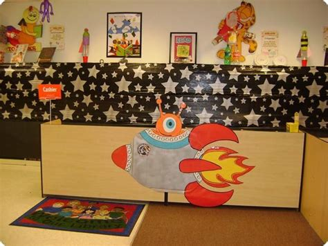 17 Best Ideas About Space Theme Classroom On Pinterest