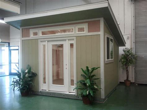 tuff shed pro studio backyard office house in the valley