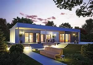 Haus Bungalow Modern : okal haus stellt moderne flachdach bungalows vor okal mediacenter ~ Markanthonyermac.com Haus und Dekorationen