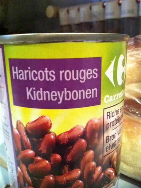 haricots rouges tous les produits conserves de l 233 gumes l 233 gumes secs prixing