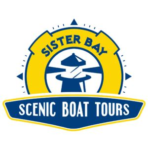 Sister Bay Boat Tours by Sister Bay Scenic Boat Tours Door County Pulse