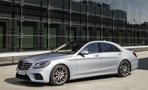 2018 Mercedesbenz Sclass Revealed, Debuts New Inline Six