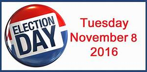 First tuesday of november - Election Day #ElectionDay ...
