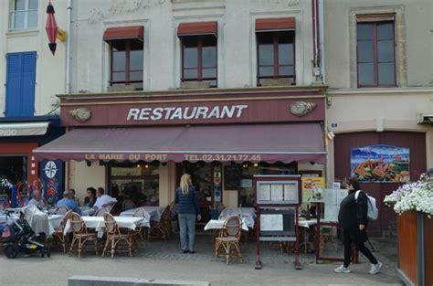 restaurant picture of la du port port en bessin huppain tripadvisor