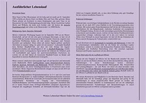 Ausbildung Bundespolizei Nrw : ausf hrlicher lebenslauf bundespolizei bewerbungsforum ~ Markanthonyermac.com Haus und Dekorationen