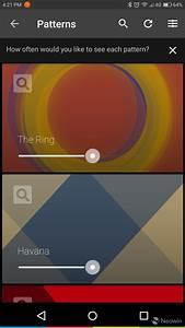 Android App Spotlight: Tapet generates an endless amount ...
