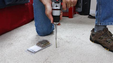 carpet squeak floor repair tip today s homeowner