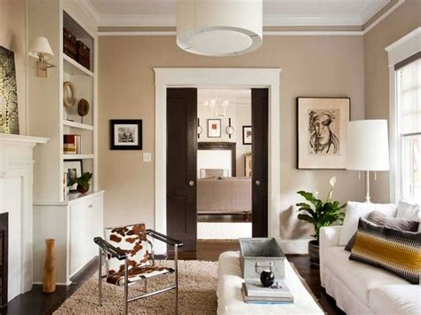 neutral paint colors for living room modern house