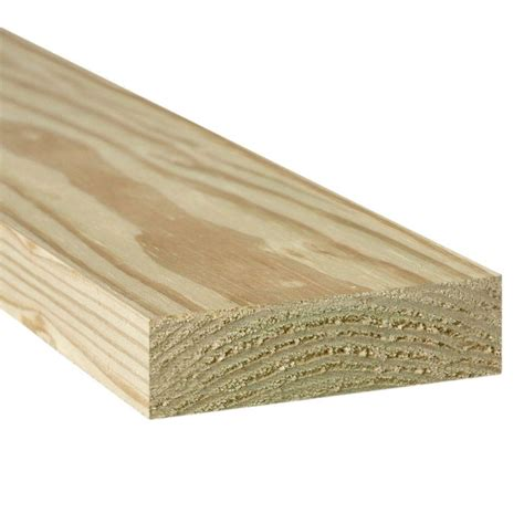weathershield 2 in x 6 in x 8 ft 2 prime ground contact pressure treated lumber 253921 the