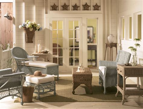 Home Interior Furniture : Cottage Wicker Furniture Archives