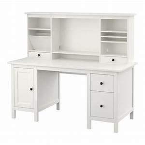 Schreibtisch Kinderzimmer Ikea : hemnes biurko z dostawk bia a bejca ikea ~ Markanthonyermac.com Haus und Dekorationen