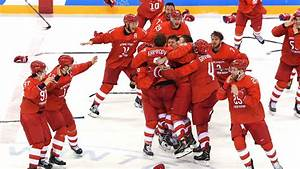 Russian team beats Germany 4-3 in overtime to win Olympic ...