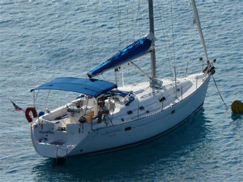 Caraibe Yachts Used Boat For Sale Beneteau Oceanis 381
