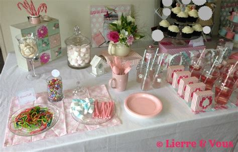 id 233 e anniversaire fille shabby chic lierre vous events