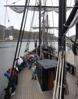 Christopher Columbus Boats In Pittsburgh by Travel With A Beveridge Columbus Was Bigger Than The Internet