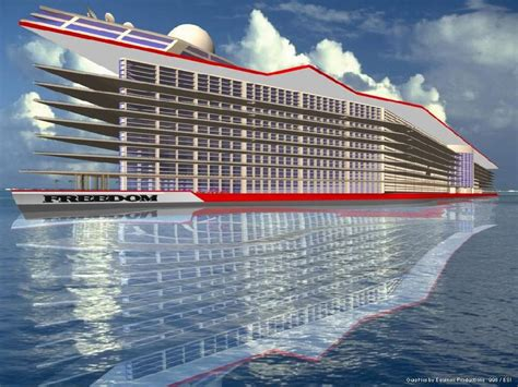 Pictures Of The Biggest Boat In The World by The Biggest Ship In The World