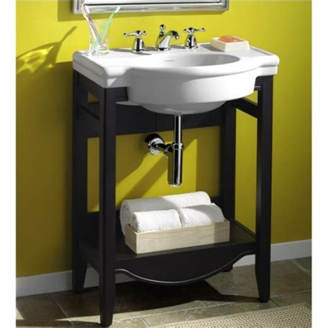 best prices american standard 0282 008 020 retrospect pedestal console sink top with 8 inch