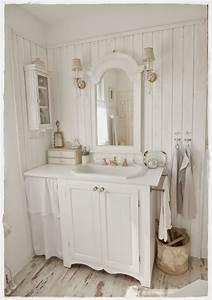 Spiegelschrank Shabby Chic : mehr shabby chic pinterest blau badezimmer und g ste wc ~ Markanthonyermac.com Haus und Dekorationen