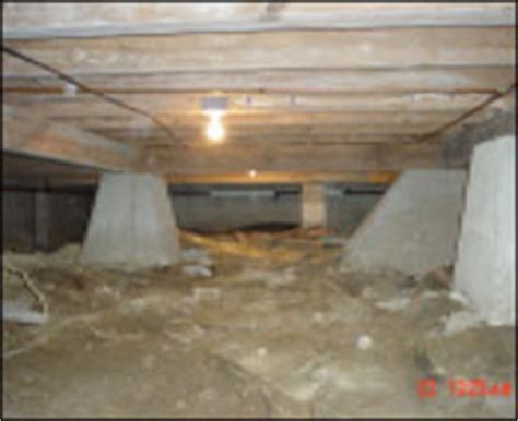 dirt crawl space floors why construct with dirt