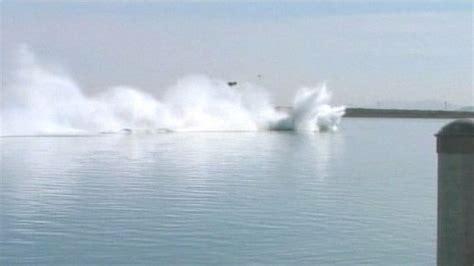 Boat Crash Good Morning America by Spectacular Drag Speed Boat Crash Video Abc News