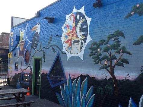 cafe brazil ellum s mural is lookin