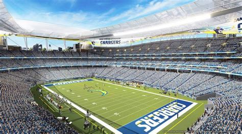 Despite Study, Fans Tepid About Chargers Stadium