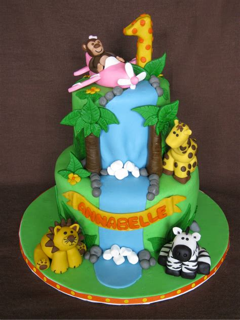 jungle theme cake jungle birthday cake sweet buttercream