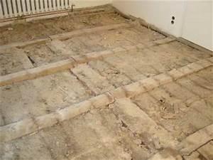 Dachboden Fußboden Verlegen : deckenbalken ausgleichen verh ltnism ssigkeit fu boden ~ Markanthonyermac.com Haus und Dekorationen