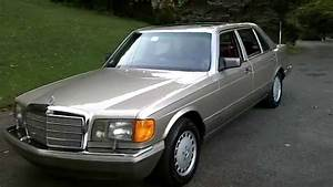 1990 Mercedes Benz 420 SEL SOLD - YouTube