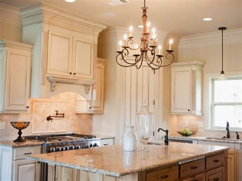 Neutral Paint Color Ideas For Kitchens + Pictures From