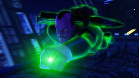 green lantern the animated series s01e18 prisoner