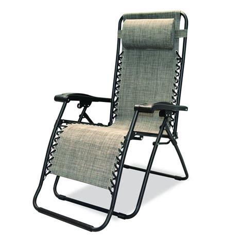 caravan canopy sports infinity grey zero gravity chair