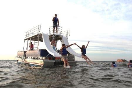 Destin Party Boat Rentals by Crab Island Boat Rentals Crab Island Double Decker