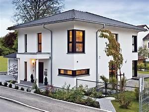 Moderne Häuser Walmdach : haus citylife 200 stadtvilla von weberhaus elegantes stadthaus mit walmdach dunklen ~ Markanthonyermac.com Haus und Dekorationen
