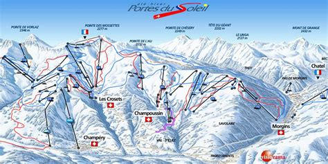 ski courses in chery carpet official swiss