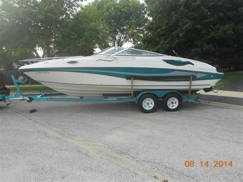 Rinker Boats Any Good by Rinker Captiva 232 1995 For Sale For 12 500 Boats From