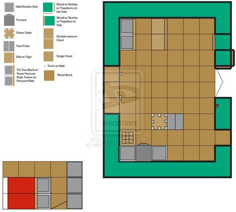 top cool floor plans for minecraft houses with creative