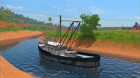 Boat Watch For Pc by Farming Simulator 17 Mods Fishing Boat For Pc Mac Youtube