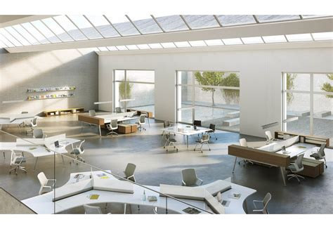 C & M Interior Home And Office Furniture : Open Office Plete Office Furniture Interiors At Work