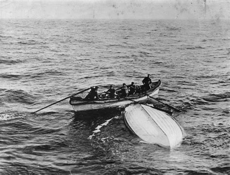 Titanic Collapsible Boat A by Titanic Heroics Highlighted In Gentleman Collector Auction