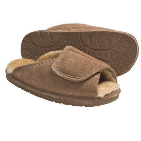 Sheepskin Open by Shearling Slippers For 28 Images S Shearling Slippers