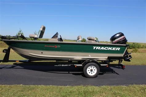 Used Tracker Deep V Fishing Boats For Sale by Tracker Pro Deep V 16 Boats For Sale