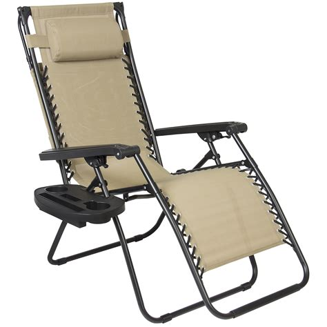 galleon timber ridge oversized xl padded zero gravity chair supports 350lbs